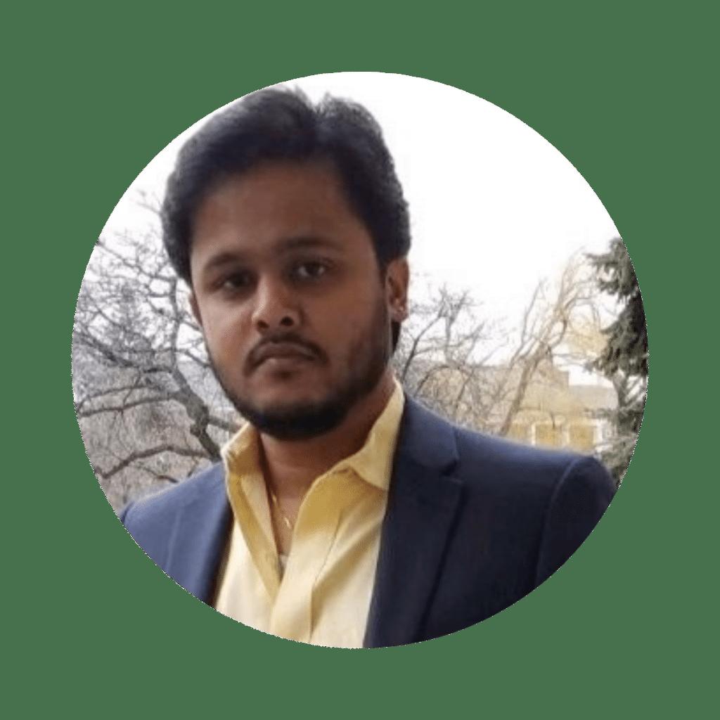 photo of Supradeep Apassani, Data Engineer for DataLakeHouse